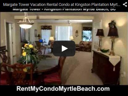 Margate Tower Vacation Rental Condo at Kingston Plantation ...